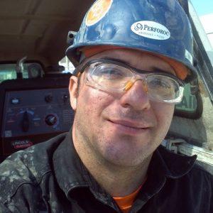 Patrick Nadeau : Monteur d'acier / Soudeur professionnel